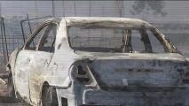 Incendio deja 900 acres quemados y a una familia sin hogar en el condado de Yuba