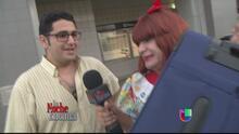 Chiquitota se fue a preguntarle a la gente qué van a hacer ahora que Trump ganó
