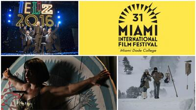 Comienza el Festival Internacional de Cine en Miami 2016