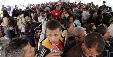 El éxodo venezolano sigue creciendo: 4 de los 5 millones que emigraron están en América Latina