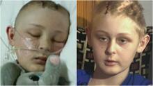 Un niño regresó de la muerte cuando estaban a punto de desconectarlo de la máquina que lo mantenía con vida