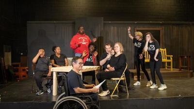 Teatro inclusivo en Carolina del Norte