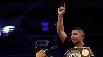 Primer examen aprobado: Jaime Munguía doblegó a Liam Smith en Las Vegas