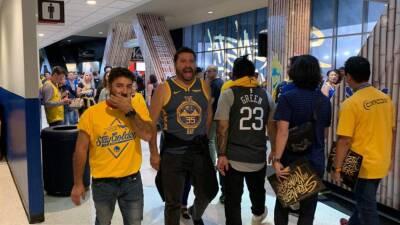 Aún hay fe en Golden State previo al Juego 4 de las Finales de la NBA
