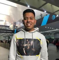 """Sebastián Saucedo: """"Saber que le voy a anotar al América me ilusiona"""""""