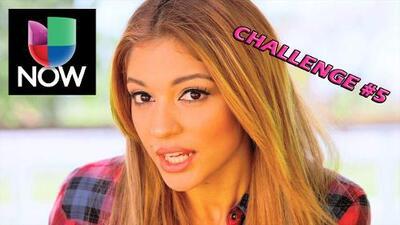 Challenge # 5 Univision Now   Josephine Ochoa   NBL VIP