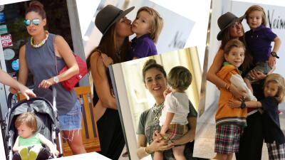 Galilea Montijo, una cariñosa mamá a tiempo completo