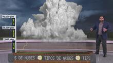 ¿Cómo se clasifican las nubes y cómo nos ayudan a predecir el tiempo? Albert Martínez nos muestra