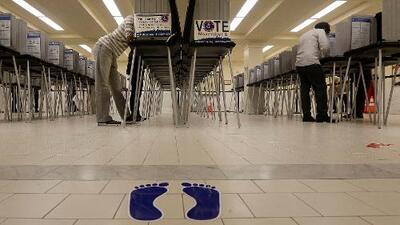 El voto en California favoreció a Hillary Clinton, a la marihuana y a la pena de muerte