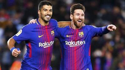 ¡Va por Messi y Suárez! Reportan que Beckham estaría en Barcelona para fichar a ambos astros