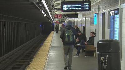 Comienzan las reparaciones en los túneles de la línea L, que conecta a Brooklyn y Manhattan