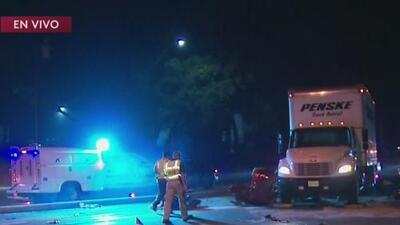 Un hombre muere en un accidente vial en San Antonio