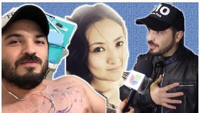 El viudo de Hiromi nunca había pensado hacerse un tatuaje... hasta que su esposa murió