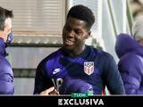 """Musah y su decisión por el Team USA: """"Quiero ser una leyenda"""""""