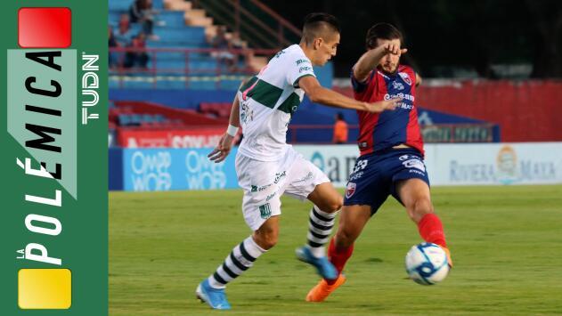 Eduardo Brizio desmenuza la polémica en el Atlante vs Zacatepec