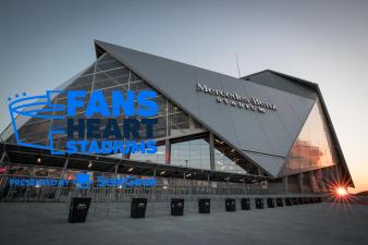 Mercedes-Benz Stadium llevará tu experiencia como aficionado al fútbol a otra dimensión