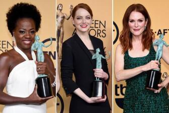 Ganadores de los SAG Awards 2015