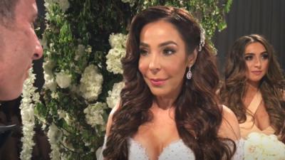En video: la boda de Gelena Solano y Steve Cutuli (así fue el 'sí, quiero')