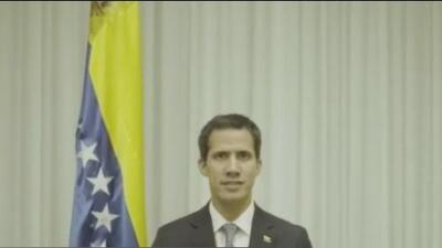 """Guaidó anuncia que """"pronto"""" regresará a Venezuela y anticipa """"medidas contundentes"""" desde la Asamblea"""