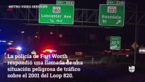 Dos vehículos atropellaron a un hombre y solamente uno se detuvo para intenar ayudar