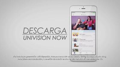 Despierta América en tu teléfono en vivo con Univision Now