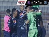 Avanza Motagua a cuartos de final de la Concacaf League tras vencer en penales a Alianza