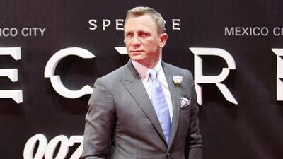 Daniel Craig es el Agente 007, por última vez en Spectre