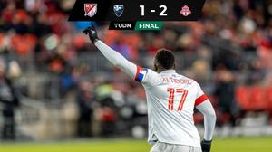 A sangre fría: Jozy Altidore aparece sobre el final y Toronto derrota 2-1 al Impact