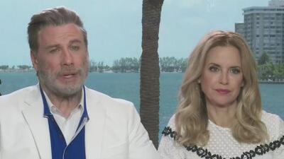 John Travolta manifiesta que en la película 'Gotti' no pudo evitar recordar a su hijo fallecido