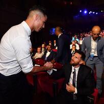 Mbappé, Cristiano y Messi, candidatos al Once Ideal de UEFA