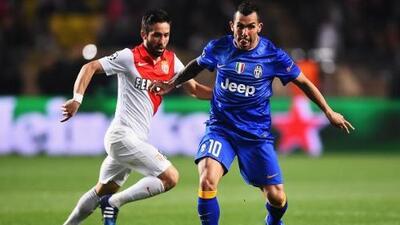 Mónaco 0-0 Juventus: La 'Vecchia Signora' aguantó y se coló a semifinales
