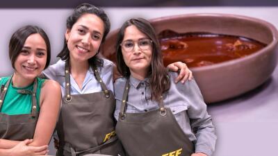 Las Merino se presentan en FFF con una birria estilo Jalisco