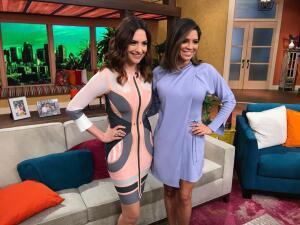 Despertamos con Michelle Galván y Pamela Silva-Conde, dos bellezas de Impacto