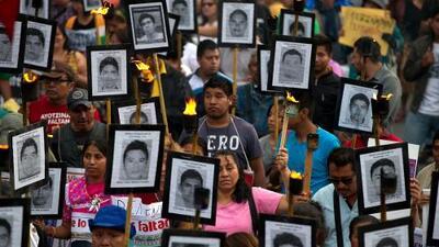 López Obrador promete presupuesto ilimitado para buscar e identificar a 40,000 desaparecidos en México