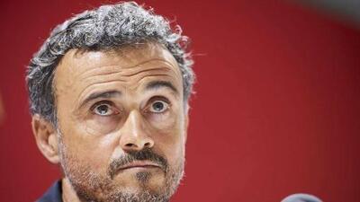 Luis Enrique deja de ser el DT de España por problemas familiares