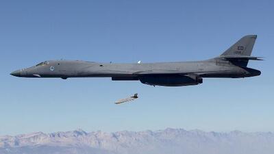 El JASSM-ER, el misil 'invisible' que estrenó EEUU en el ataque contra objetivos en Siria