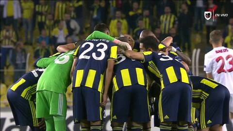 Highlights: Spartak Trnava at Fenerbahçe on October 4, 2018
