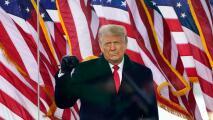 Trump no podrá recuperar sus cuentas en Facebook e Instagram que le fueron suspendidas tras el asalto al Capitolio