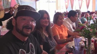 Familias de San José celebran con música y comida el Día del Padre