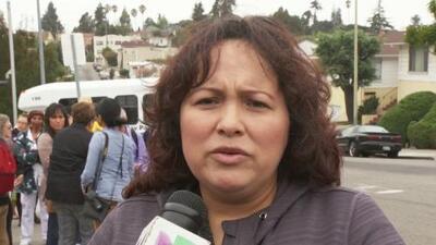 Cómo la enfermera deportada tras 25 años en EEUU logró una visa para regresar