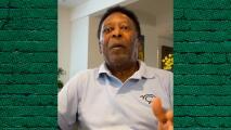 Pelé quisiera volver a jugar con Santos para ayudarlo en la Final