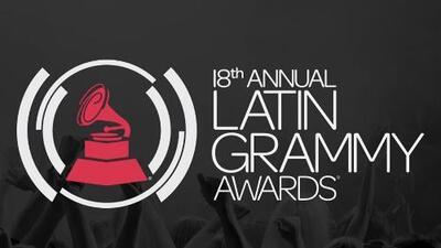 Estos son algunos de los nominados de los Latin Grammy 2017