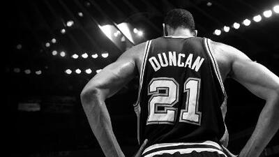 online store 124bf 85e78 Spurs Announce Additional Details For Tim Duncan Jersey ...