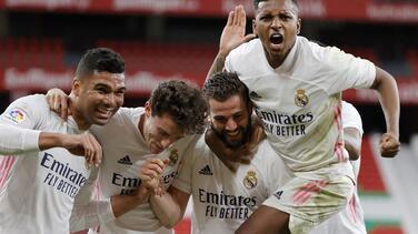 El Real Madrid sigue siendo la marca más valiosa del mundo del futbol