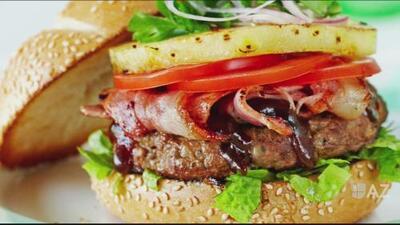 Hoy es día de: la hamburguesa