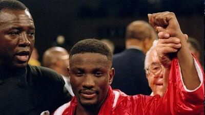 Boxing legend Pernell Whitaker dead at 55