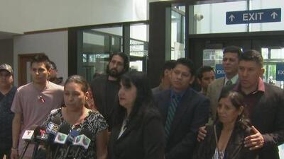 Frente a frente: sospechosos de asesinar a Marlen Ochoa-Urióstegui se encuentran en corte con la familia de la víctima