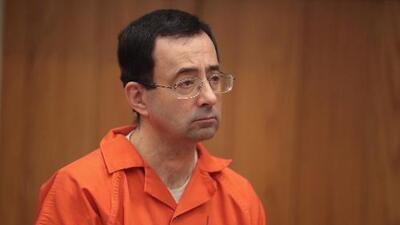Un estudiante de Michigan, el primer hombre en acusar a Larry Nassar de abuso sexual
