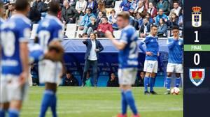 ¿Qué pasó? Alanís no jugó, tendencia desde que Sergio Egea tomó el banquillo del Oviedo