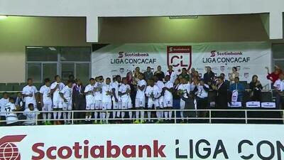 Olimpia venció a Santos de Guápiles y jugará la próxima Concacaf Liga de Campeones